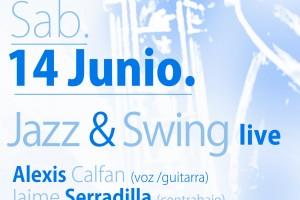 cartel pequeña lulu jazz
